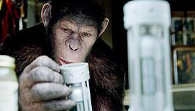 猿の惑星:創世記(ジェネシス)の映画評論・批評