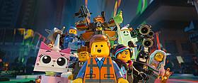 LEGO(R) ムービーの映画評論・批評