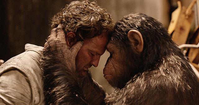 猿の惑星:新世紀(ライジング)の映画評論・批評
