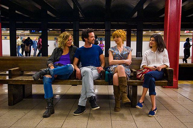 ニューヨークの巴里夫(パリジャン)の映画評論・批評