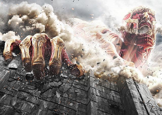 進撃の巨人 ATTACK ON TITANの映画評論・批評