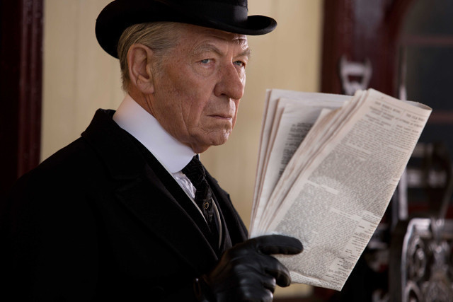 Mr.ホームズ 名探偵最後の事件の映画評論・批評
