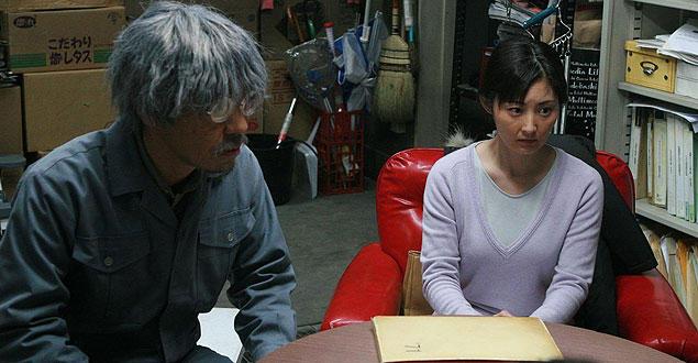 原っぱの秘密基地メンバーも50代に。ヨシツネ(香川照之)とユキジ(常盤貴子)
