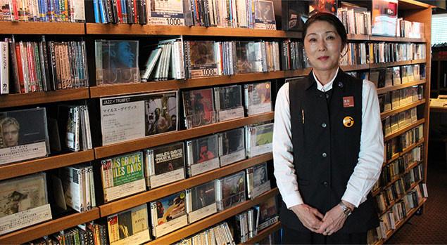 本作とマイルス・デイビスについて熱く語った代官山 蔦屋書店・及川亮子氏