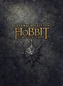 【初回限定生産】ホビット 決戦のゆくえ エクステンデッド・エディション DVD 版(5枚組/デジタルコピー付)